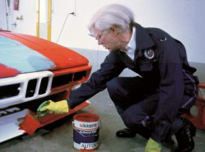 Andy Warhol & BMW M1