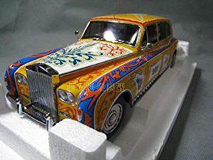 ELVIS Presley's Rolls Royce Silver