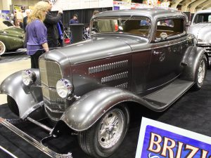 Eric Clapton's Brizio-Built 1932 3-Window Coupe