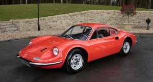 Eric Clapton's Dino 206 GT the real-life 'La