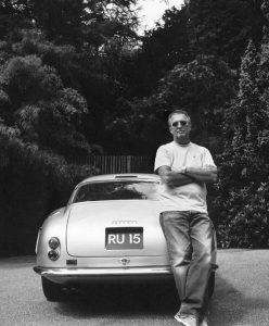 Eric Clapton's Ferrari