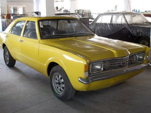 Ford Taunus (1978)