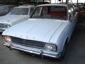 Ford Cortina Mk.2 (1969)