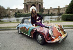 Janis Joplin & Porsche 356