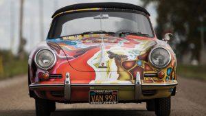 Janis Porsche 356 front
