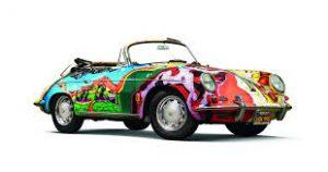 Janis Porsche 356 side