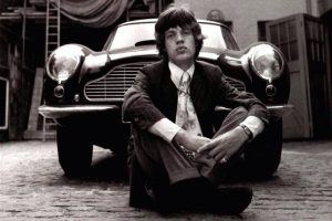 Mick-Jagger-his-snazzy-Aston-DB6-1966