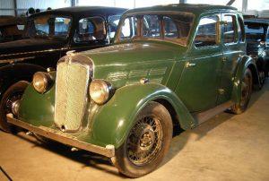 Morris 12 (1935)